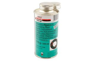 Connect 35096 Tube Patch Vulcanising Fluid 175g c/w brush
